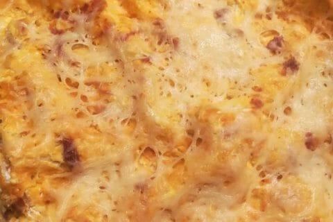 Lasagnes au potiron Thermomix par babaganouche