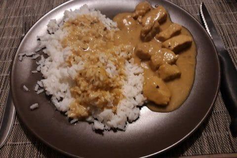 Sauté de porc au curry Thermomix par Zany196