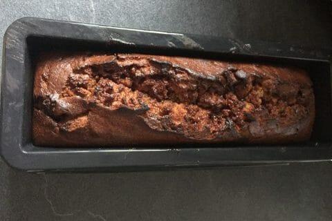 Cake banane et pépites de chocolat Thermomix par Karen89260
