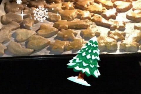 Sablés de Noël au Thermomix