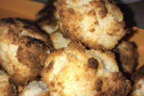 Rocher coco (Congolais) au Thermomix
