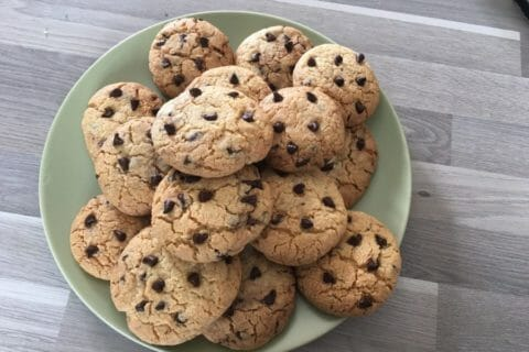 Cookies américains Thermomix par Mimikenti