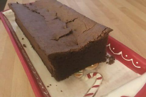 Cake au chocolat fondant Thermomix par Shumy