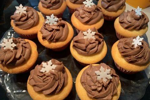 Cupcakes au nutella Thermomix par Heedless Mirror