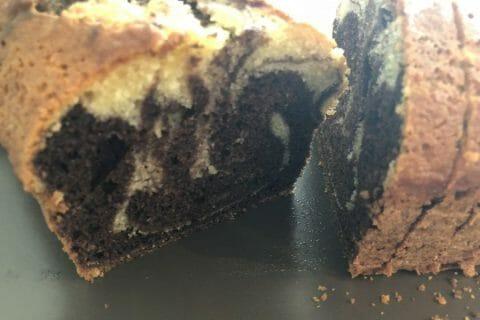 Marbré au chocolat Thermomix par Heedless Mirror