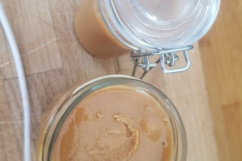 Beurre de cacahuètes au Thermomix