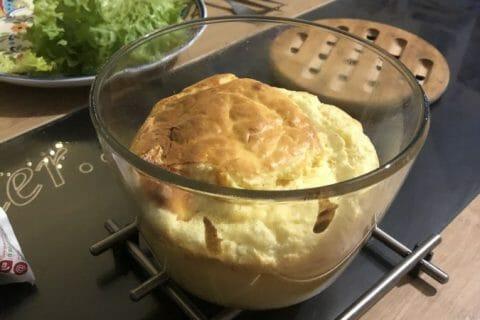 Soufflé au fromage Thermomix par constancita
