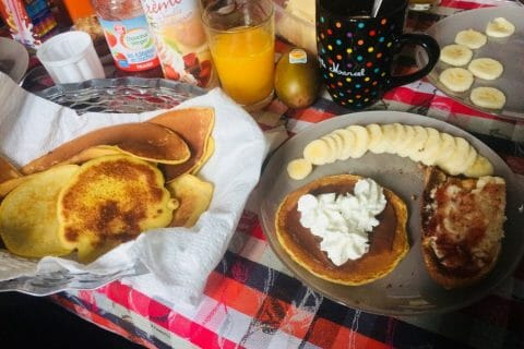 Pancakes Thermomix par Elodie1280