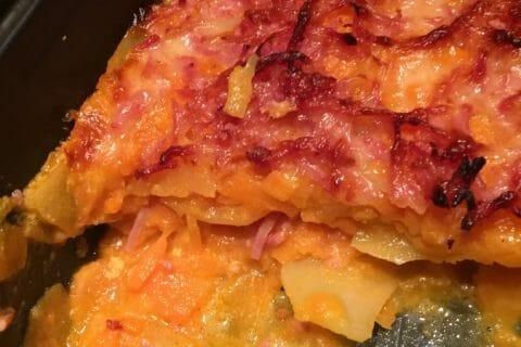 Gratin de patates douces Thermomix par Elodie1280