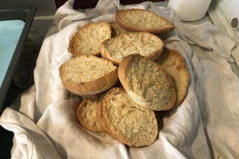 Petits pains grillés Thermomix par Manuegif