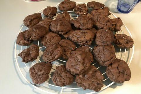 Cookies brownies Thermomix par Manuegif