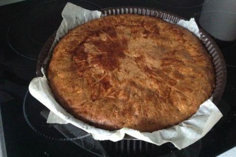 Gâteau basque Thermomix par Manuegif