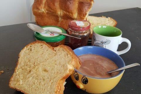 Brioche du boulanger Thermomix par Moutonnette