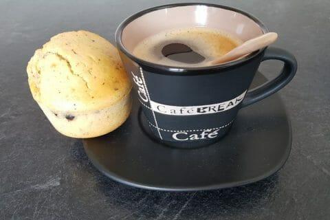Muffins aux pépites de chocolat Thermomix par Moutonnette