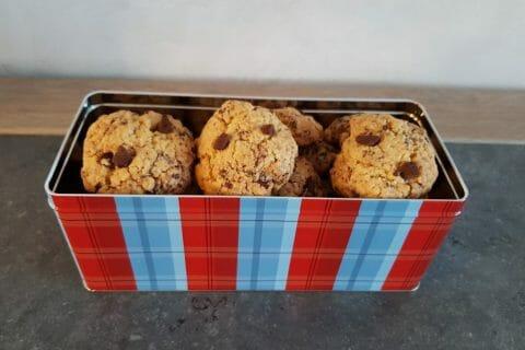 Cookies américains Thermomix par Moutonnette