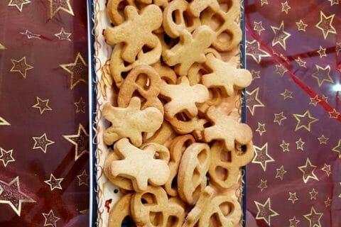 Sablés de Noël Thermomix par Moutonnette