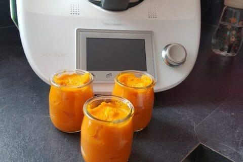 Purée carottes et patates douces Thermomix par Moutonnette