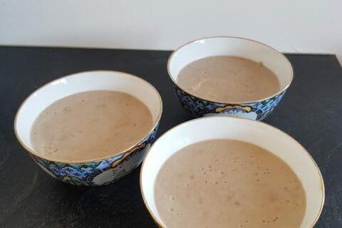 Crème dessert à la banane Thermomix par Moutonnette
