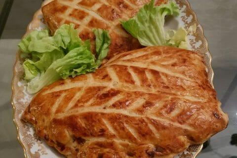Friands jambon, champignons et fromage Thermomix par Moutonnette