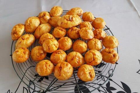 Muffins au chorizo Thermomix par Moutonnette