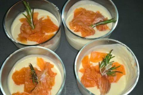 Mousse d'asperges au saumon fumé Thermomix par Dedel35