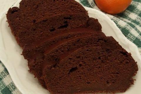 Gâteau au chocolat et courgettes Thermomix par Houda Se