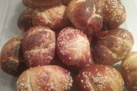 Mauricette – Petits pains alsaciens Thermomix par Aurelt88