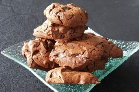 Cookies brownies Thermomix par supernounou78