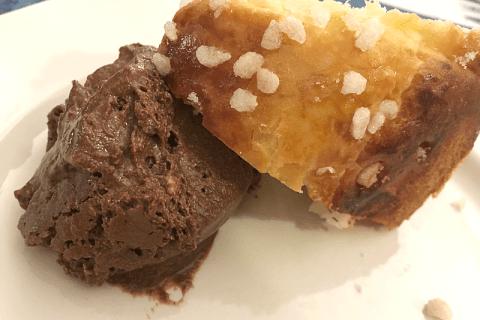 Mousse au chocolat Thermomix par prestopepito