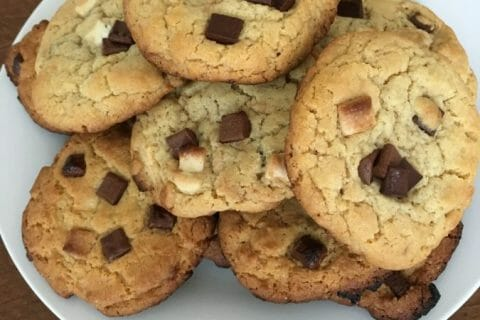 Cookies américains Thermomix par prestopepito