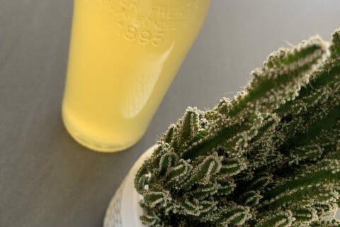Sirop de citron au Thermomix