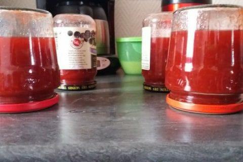 Confiture de fraises Thermomix par Tropiccyn