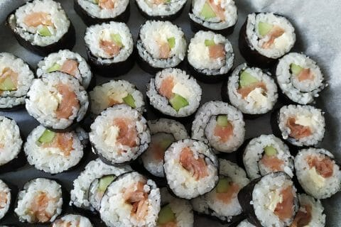 Sushis au Thermomix