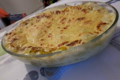 Lasagnes de légumes Thermomix par courantdair