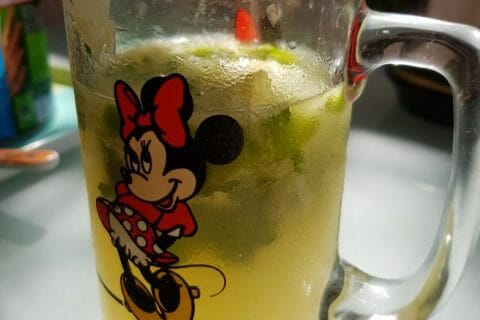 Mojito Thermomix par courantdair