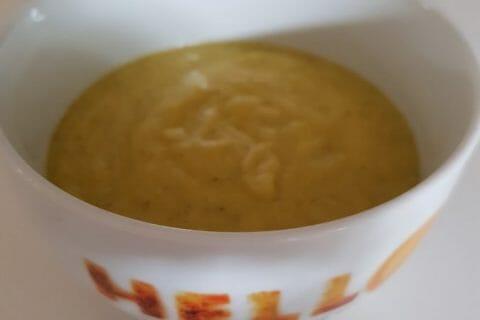 Soupe detox Thermomix par courantdair