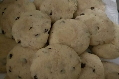 Cookies américains Thermomix par courantdair