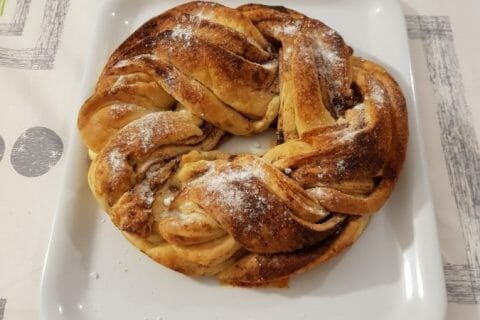 Kringle estonien Thermomix par courantdair