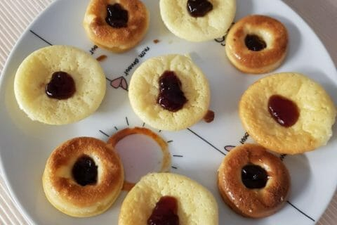 Mini cheesecakes express Thermomix par courantdair