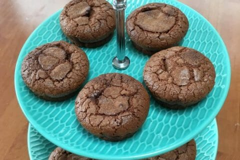 Mini muffins au chocolat Thermomix par patie_2002