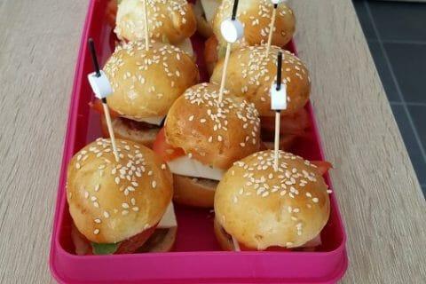 Mini burgers Thermomix par SilviaCristina