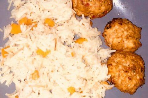 Boulettes de poulet Thaï Thermomix par Julie.T