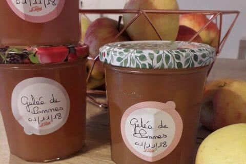 Gelée de pommes Thermomix par Anneflolo