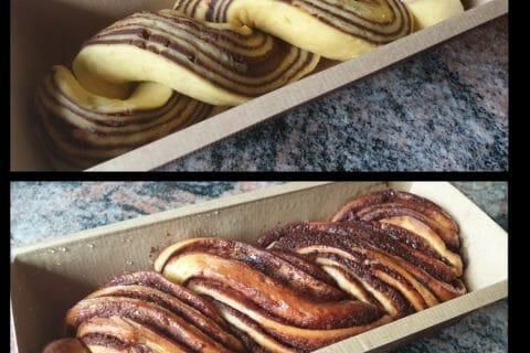 Krantz cake Thermomix par Mamakookai
