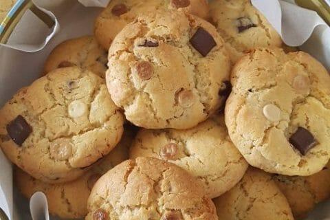 Cookies américains Thermomix par Carol Cubana