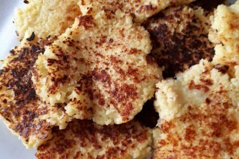 Galettes de pommes de terre au four Thermomix par Rose40