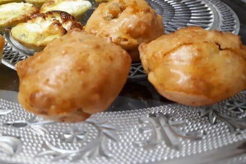 Muffins au chorizo Thermomix par Rose40