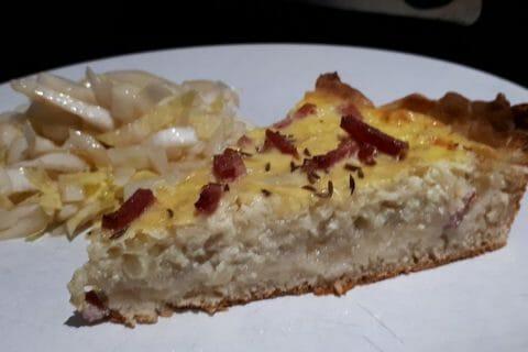 Zwiebelkuchen – gâteau aux oignons Thermomix par Rose40