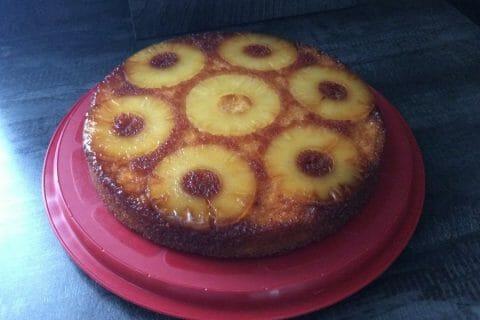 Gâteau renversé à l'ananas Thermomix par Milouch