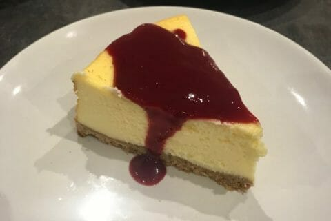 Cheesecake New-Yorkais Thermomix par Milouch